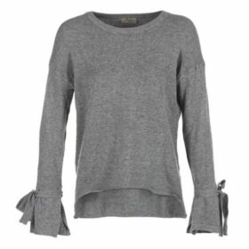Betty London  HILA  women's Sweater in Grey