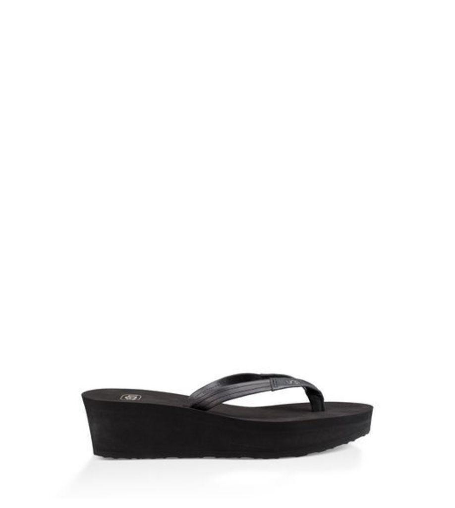 UGG Ruby Womens Sandals Black 4