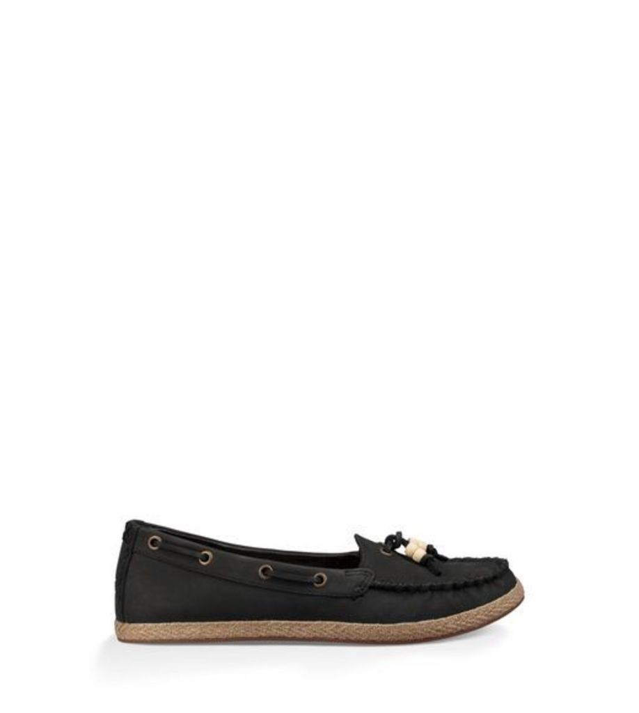 UGG Suzette Womens Shoes Black 6