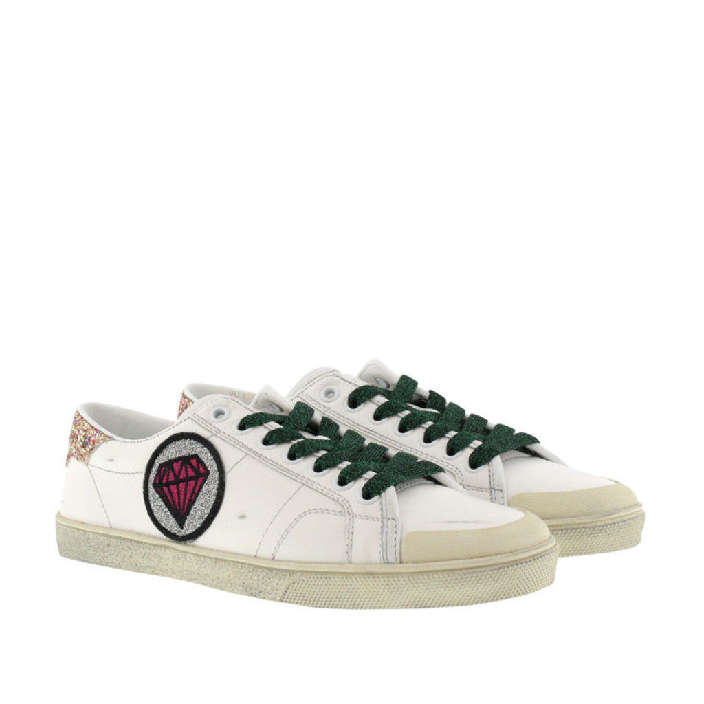 Saint Laurent Sneakers - Signature Court Surf Sneaker White / Multicolor - in white - Sneakers for ladies