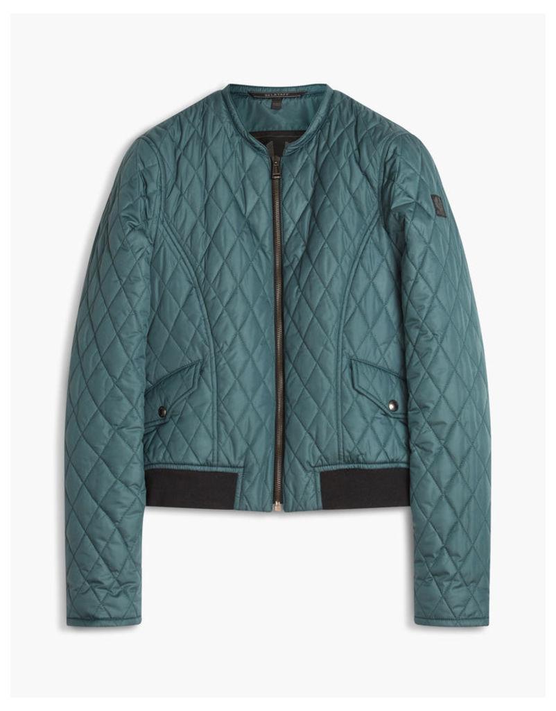 Belstaff Cassell Quilted Jacket Legion Blue
