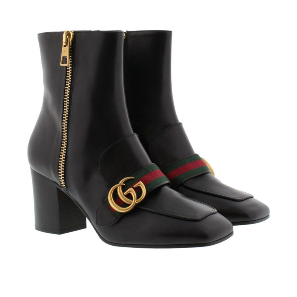 Gucci Boots & Booties - Betis Glamour Bootie Nero - in black - Boots & Booties for ladies