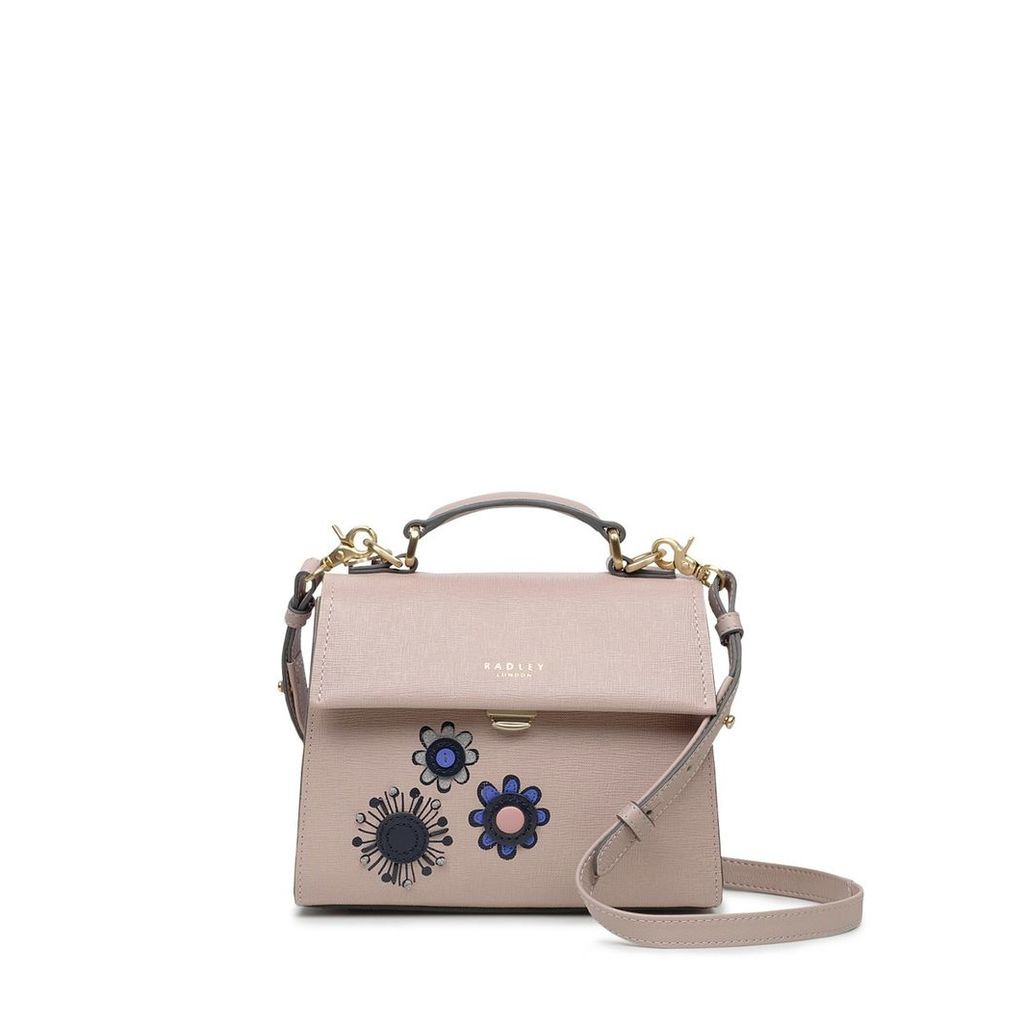 Radley London Lavender Gardens Small Flapover Multiway