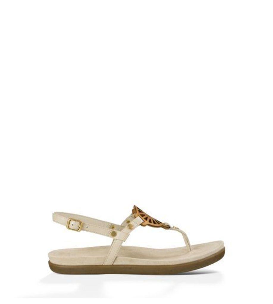 UGG Ayden Womens Sandals Seagull 4.5