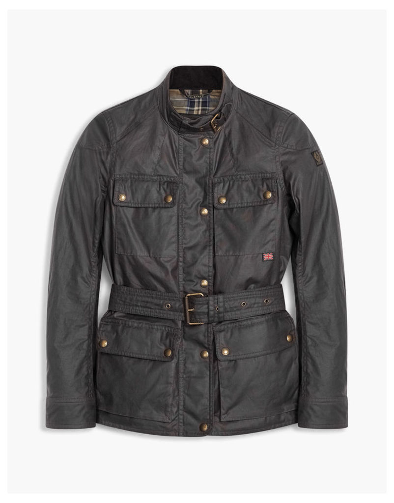 Belstaff Roadmaster Jacket Grey
