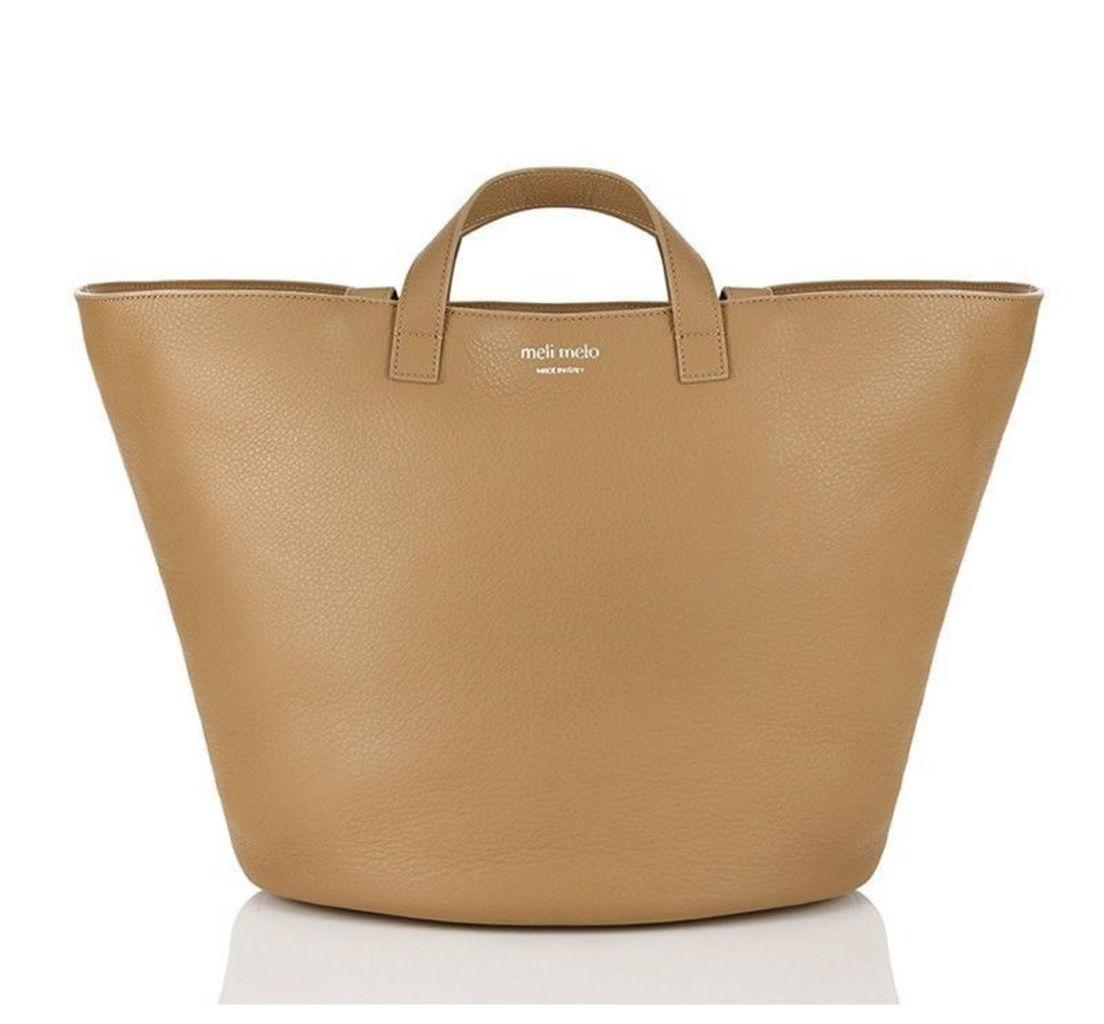 Rosalia Tote Bag Light Tan
