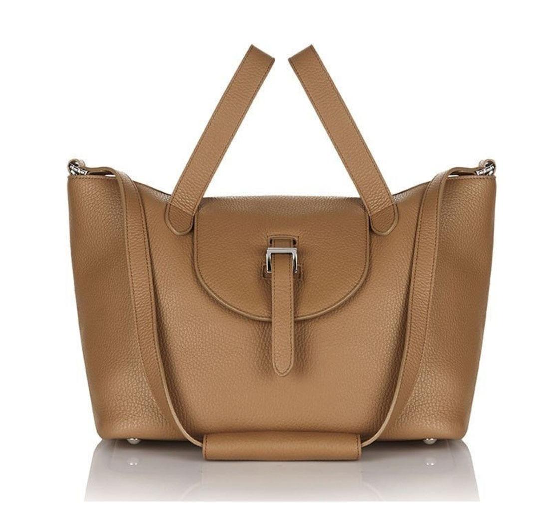 Thela Medium Tote Bag Light Tan
