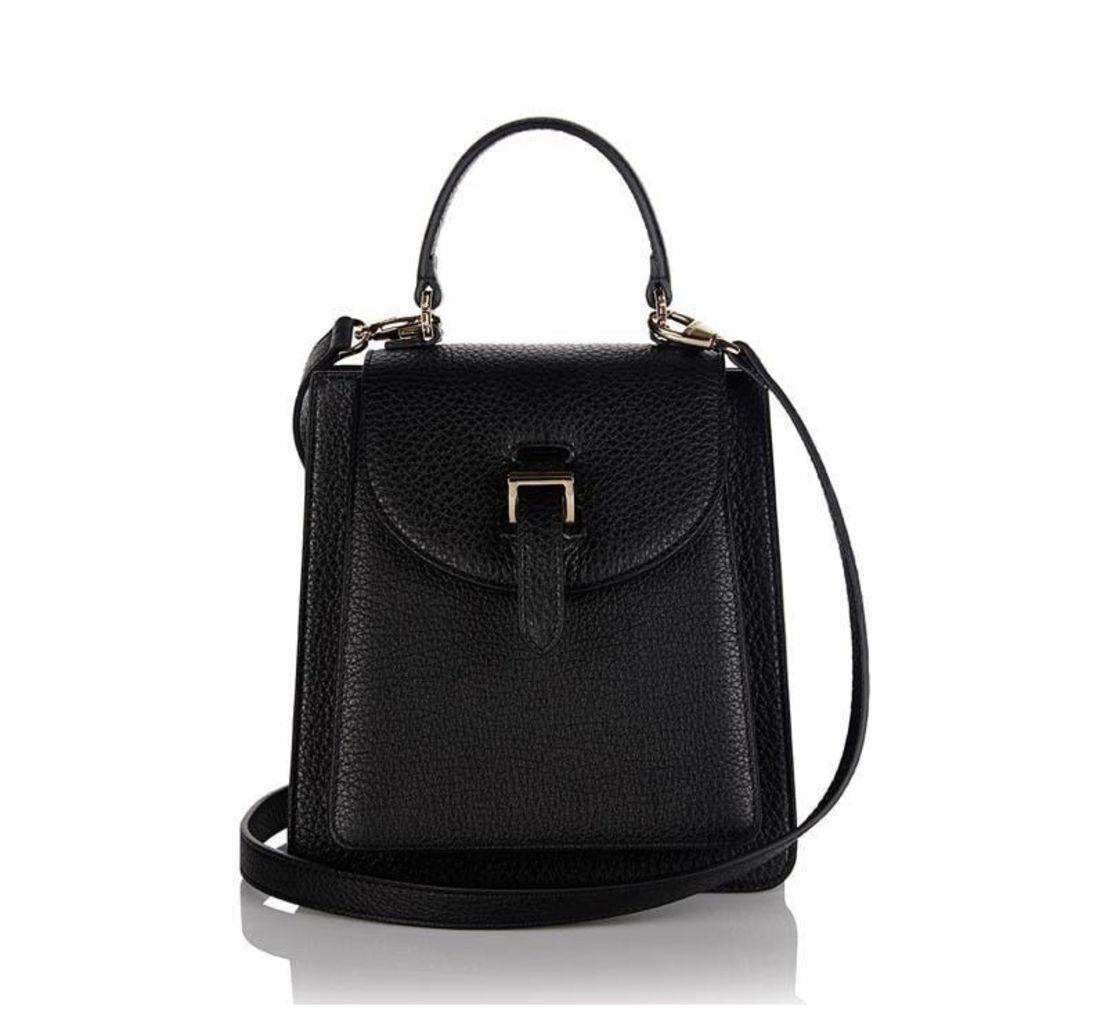 Floriana Mini Bag Black