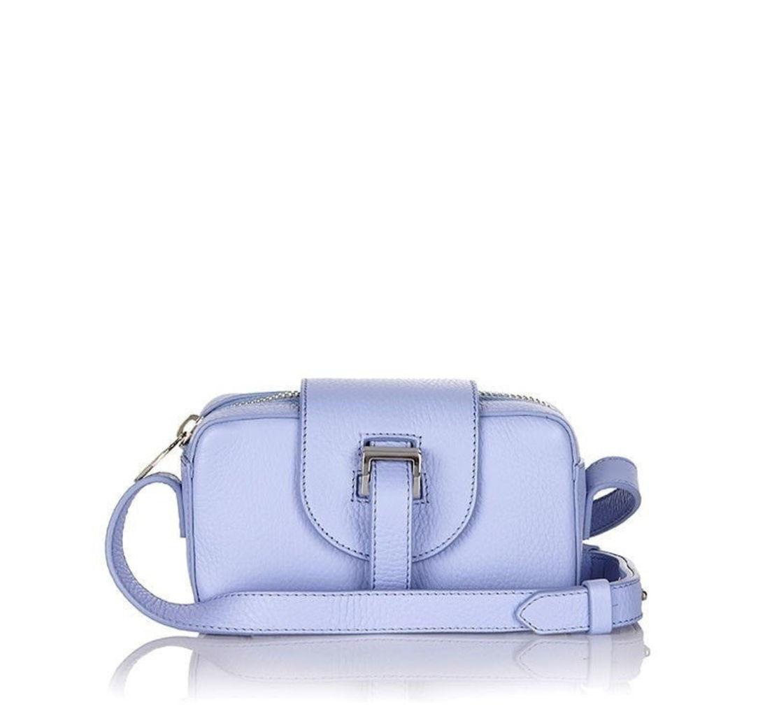 Microbox Cross Body Bag Pale Lavender