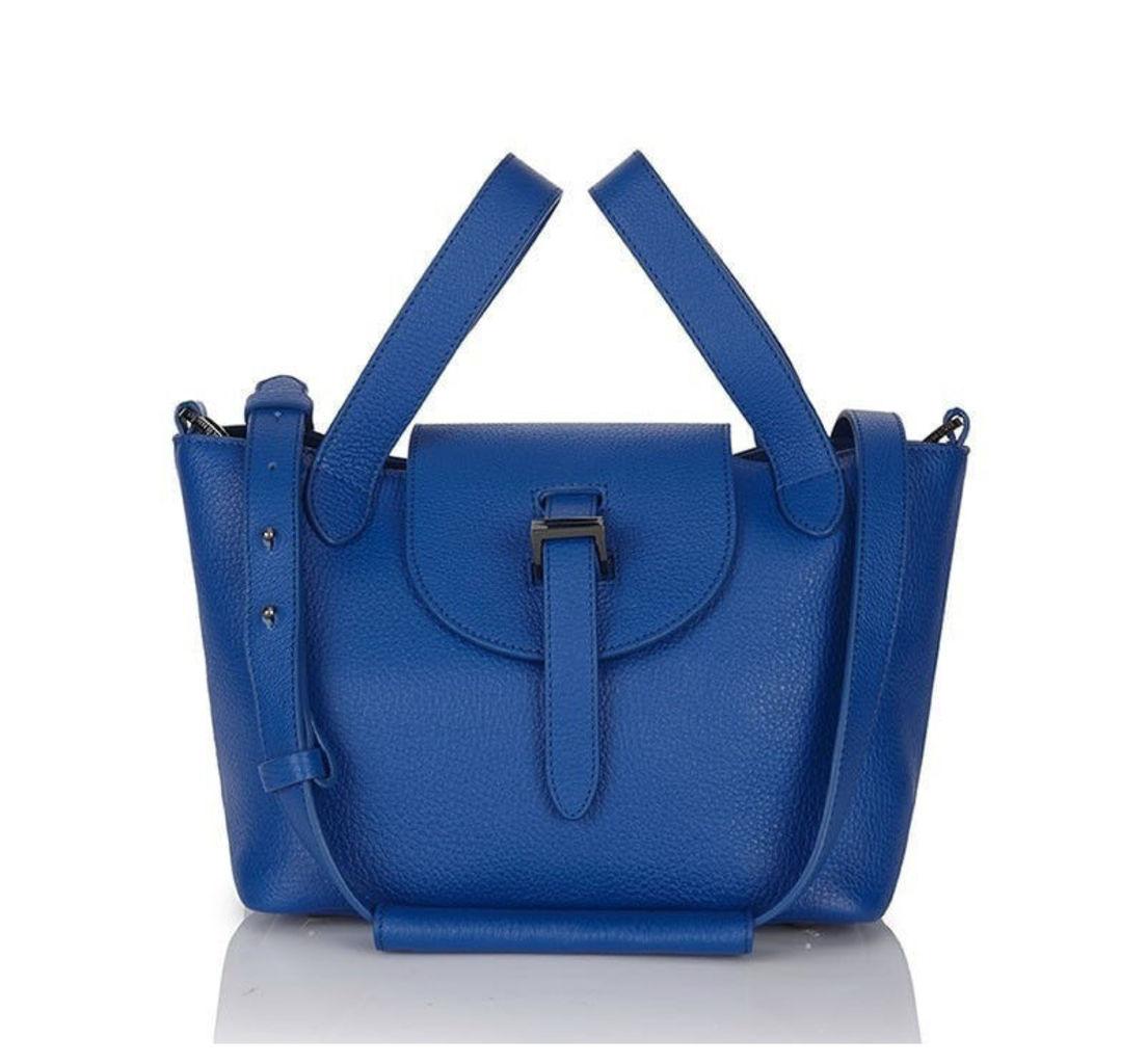 Thela Mini Cobalt Blue