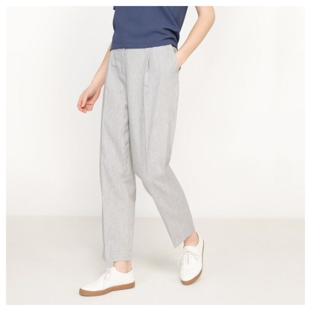 Linen Trousers, Made in France