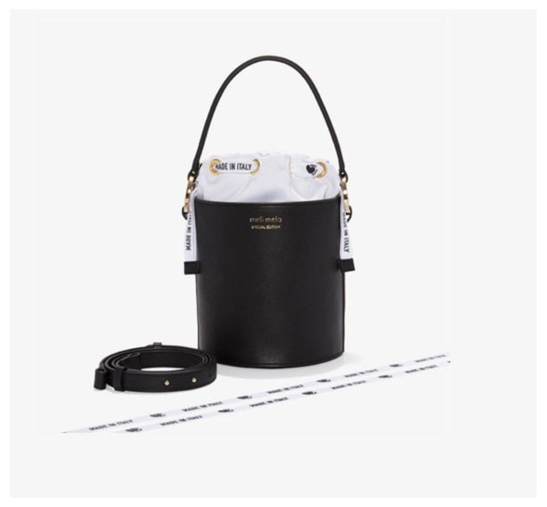 meli melo Exclusive - Dark Knight Bucket Bag
