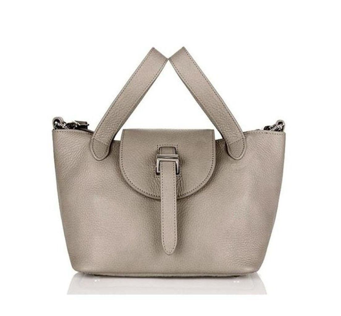 Thela Mini Bag Taupe
