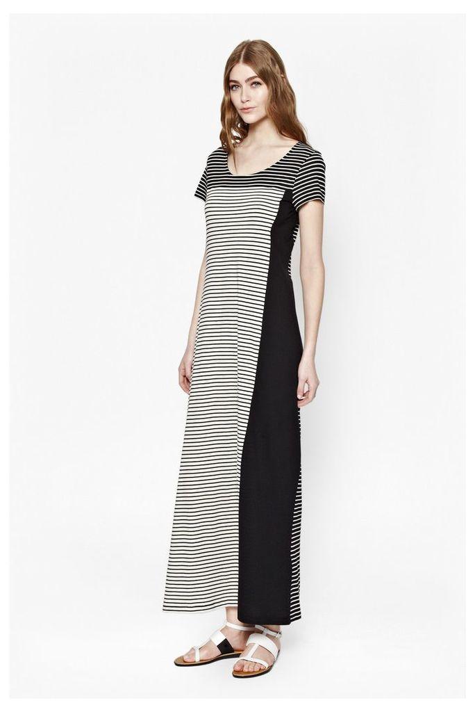 Suzanne Stripe Maxi Dress