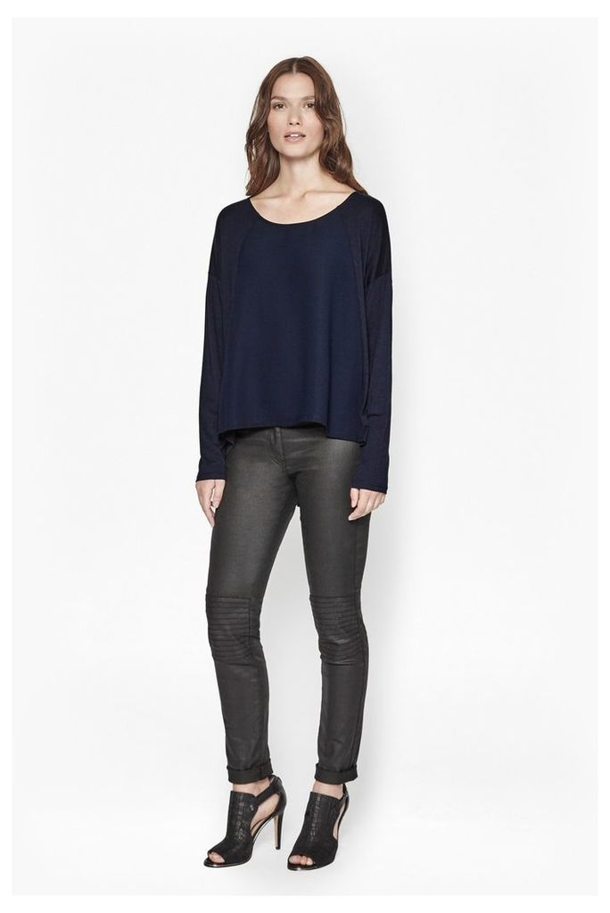 Featherweight Two-Toned Top