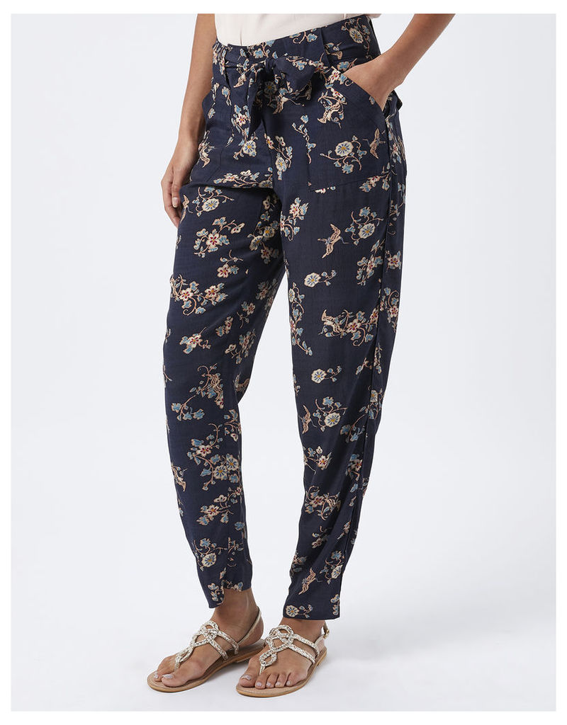 Yoshi Floral Trousers