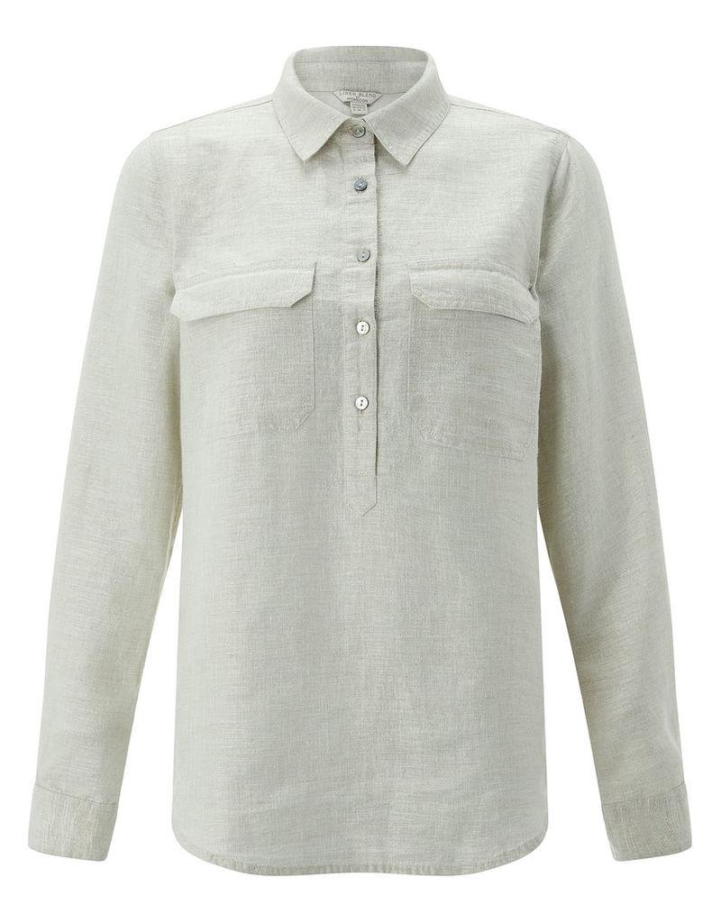 Lainey Linen Shirt