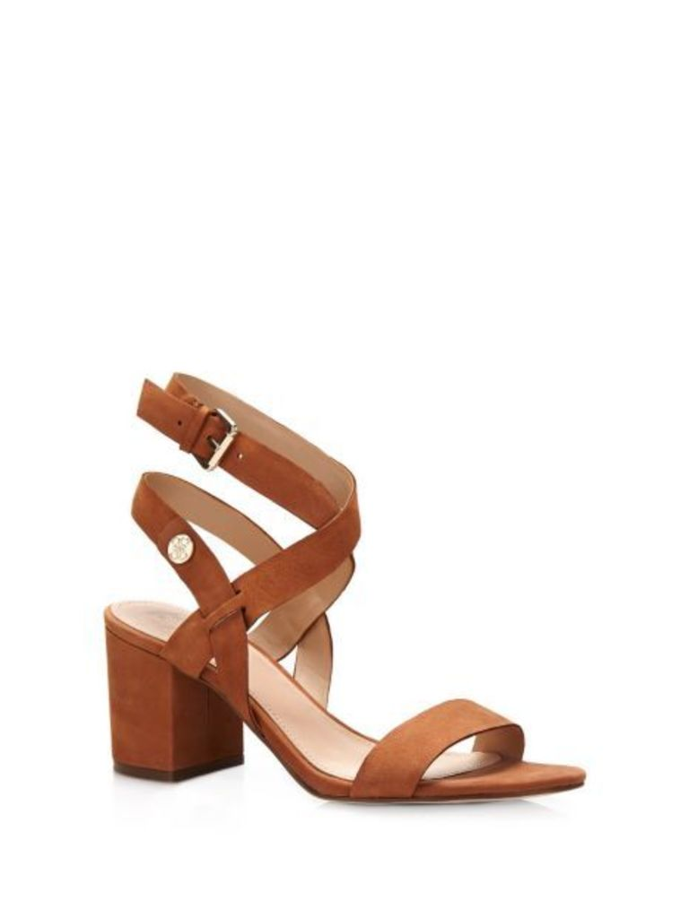 Guess Najya Suede Sandal