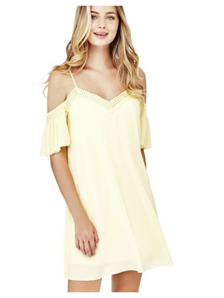 Guess Dress With Bare Shoulders