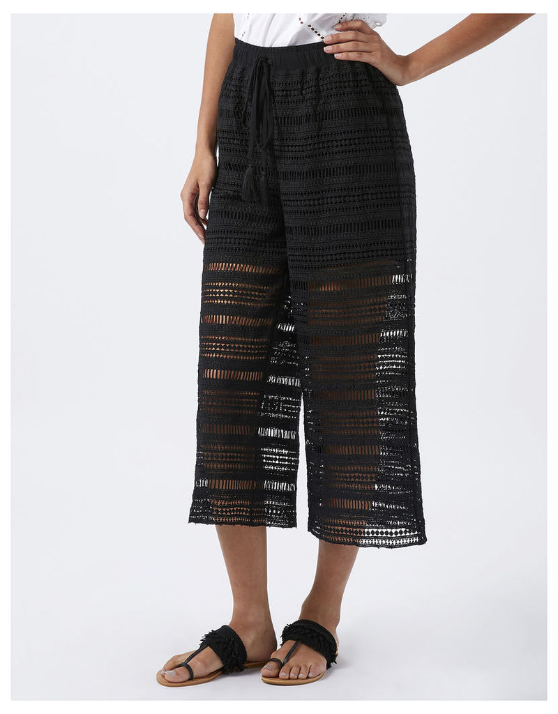 Amy Lace Trousers