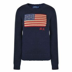 Polo Ralph Lauren Polo Flag Jumper