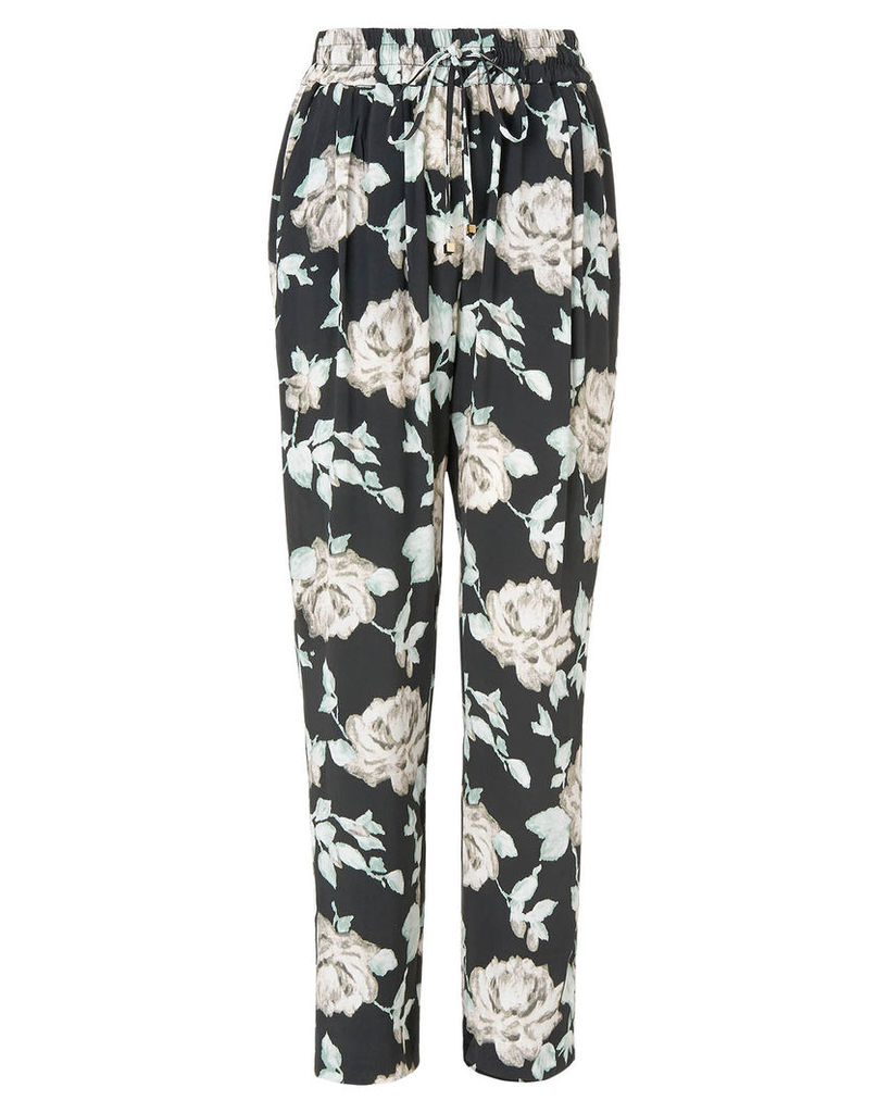 Phase Eight Rose Floral Printed Trouser