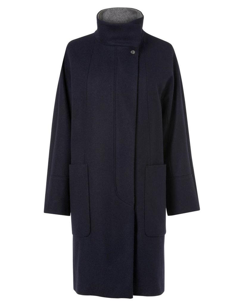 Phase Eight Valeria Contrast Zip Coat