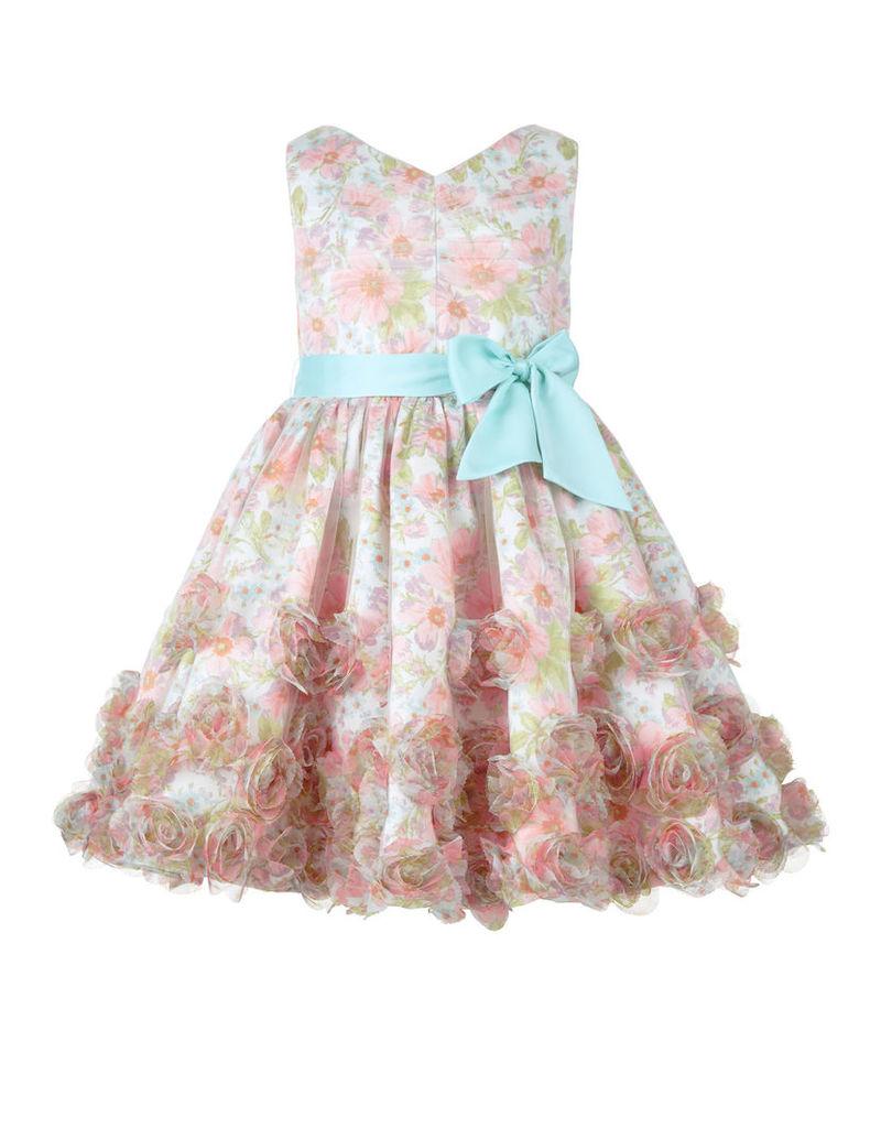 Sienna Flower Dress