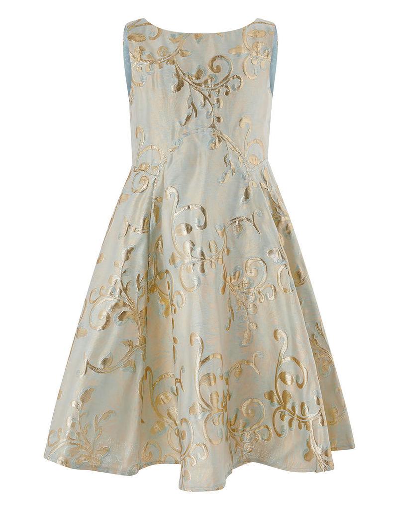 Palace Jacquard Dress
