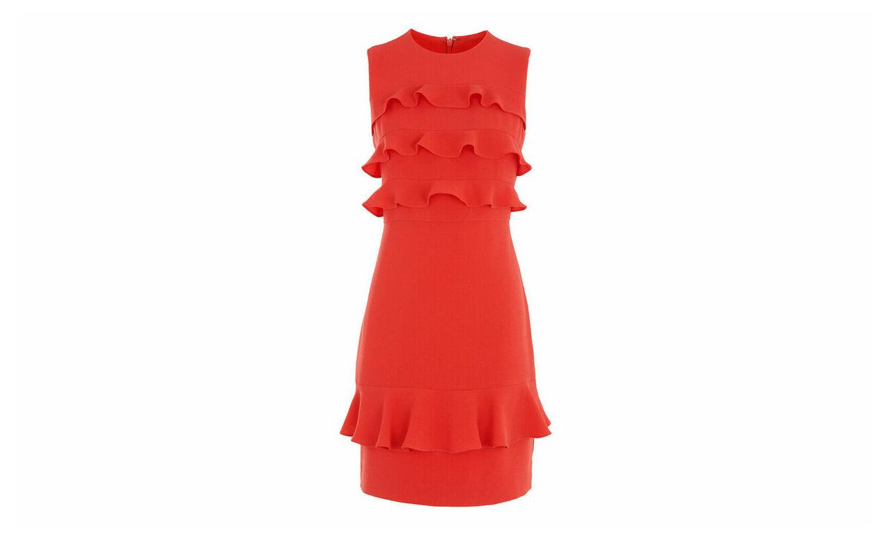 Bea Frill Front Dress