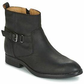 Sebago  NASHOBA LOW BOOT WP  women's Mid Boots in Black