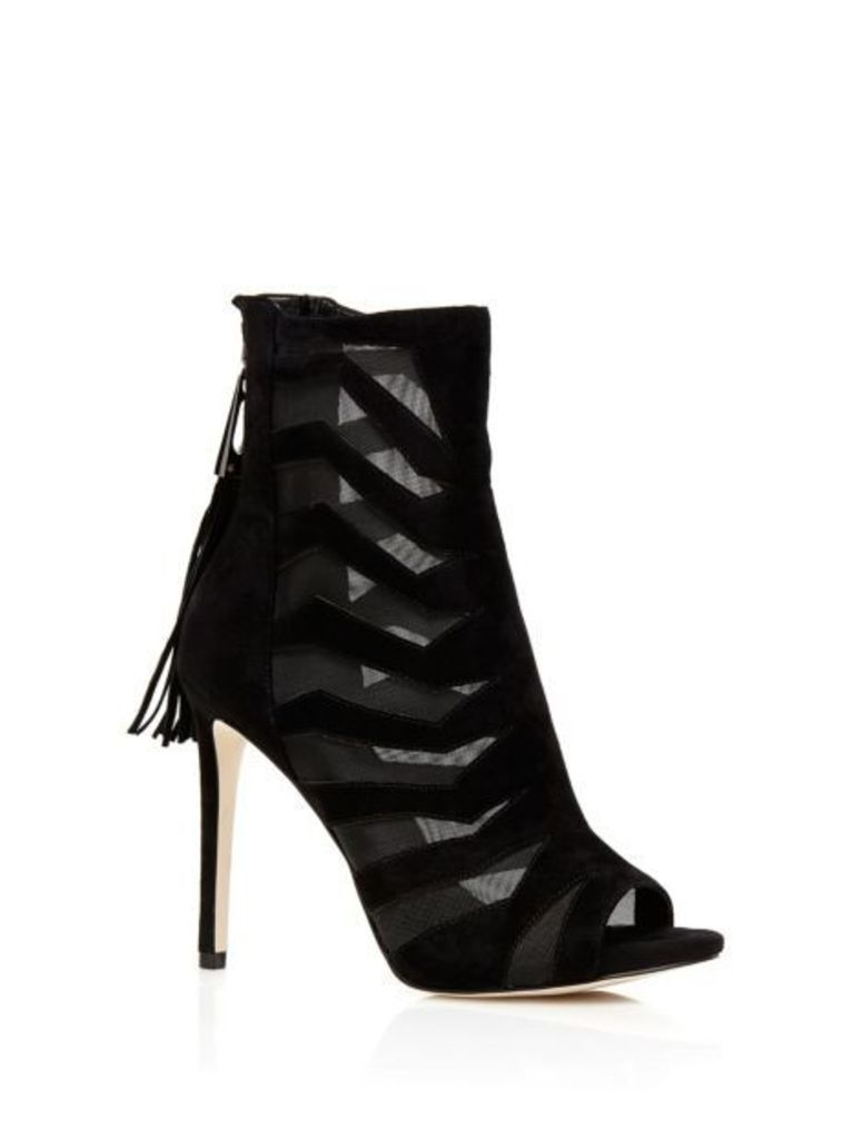 Guess Anika Geometric Ankle Boot