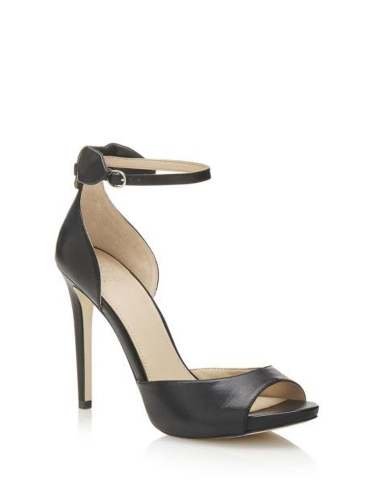 Guess Amella Real Leather Sandal