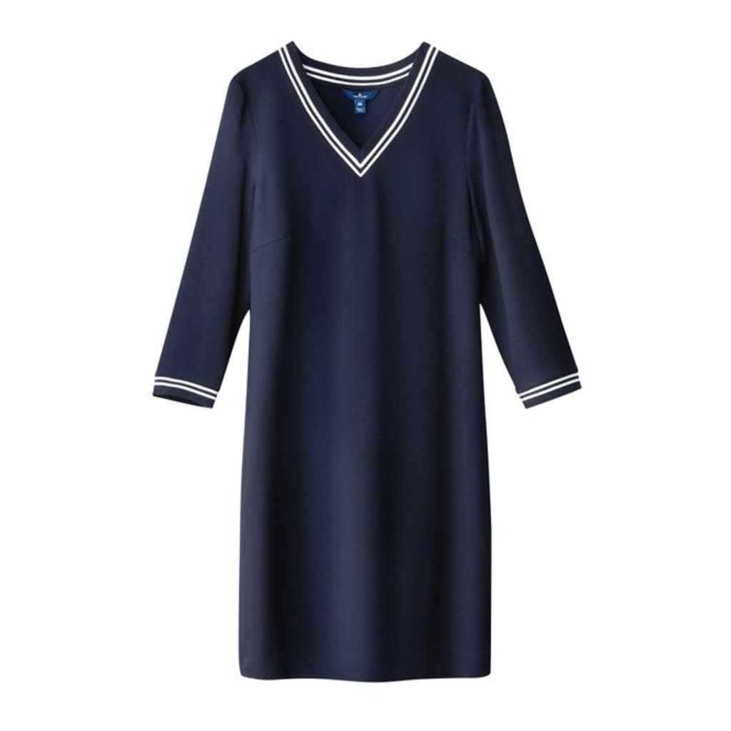 Tennis Dress with 3/4 Length Sleeves