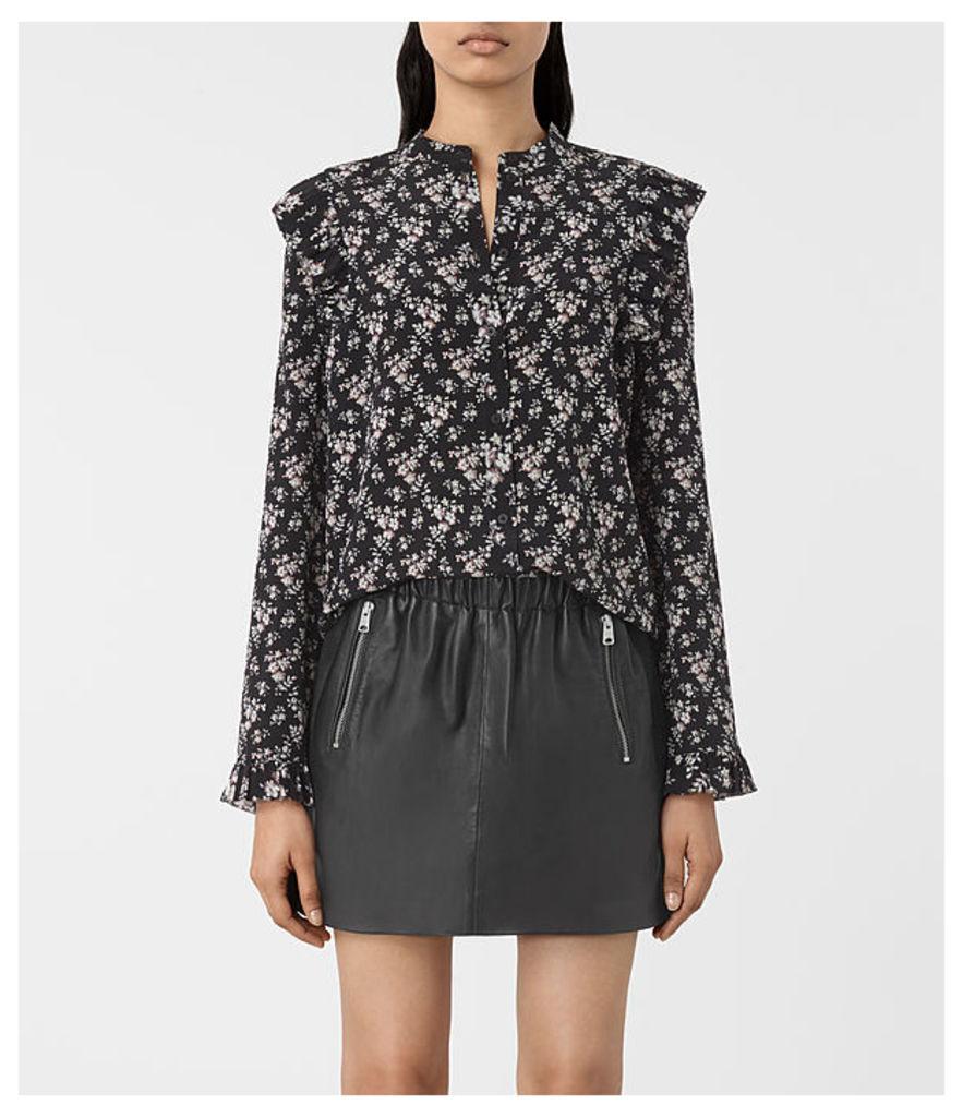 Edin Nevin Silk Shirt