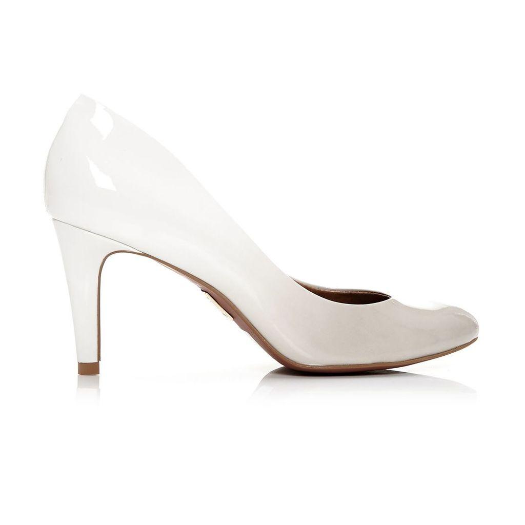 Moda in Pelle Calini Light Nude Medium Smart Shoes