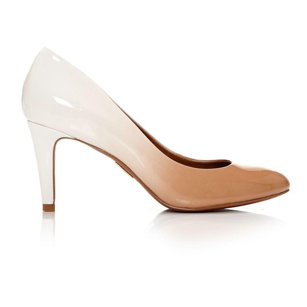Moda in Pelle Calini Tan Medium Smart Shoes
