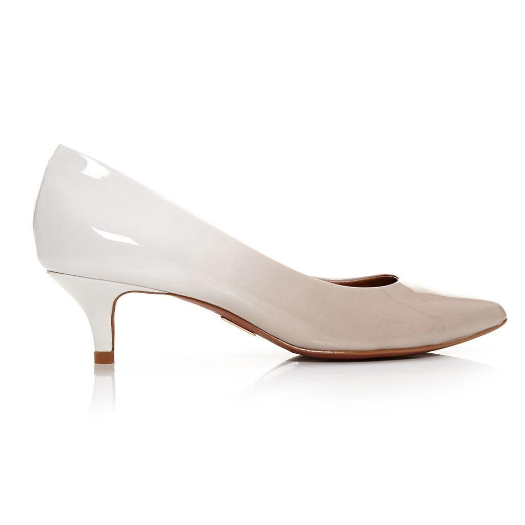 Moda in Pelle Catarine Light Nude Low Smart Shoes