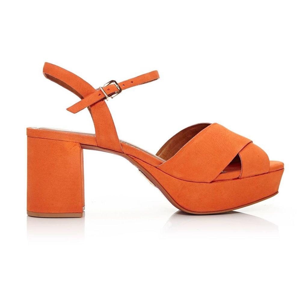Moda in Pelle Lauro Orange
