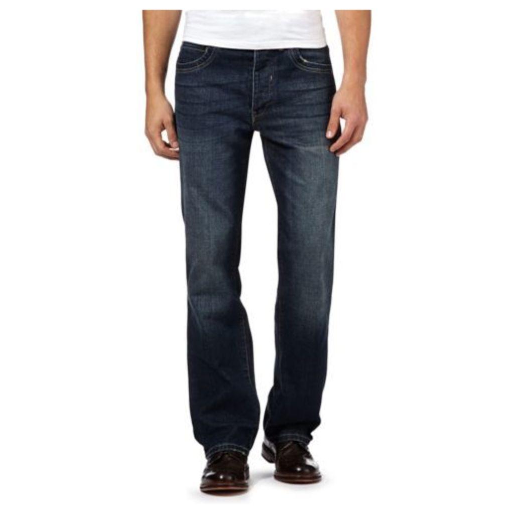 Rjr.John Rocha Womens Designer Blue Regular Fit Denim Jeans From Debenhams 30R