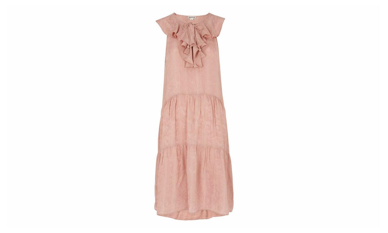 Stephanie Jacquard Dress