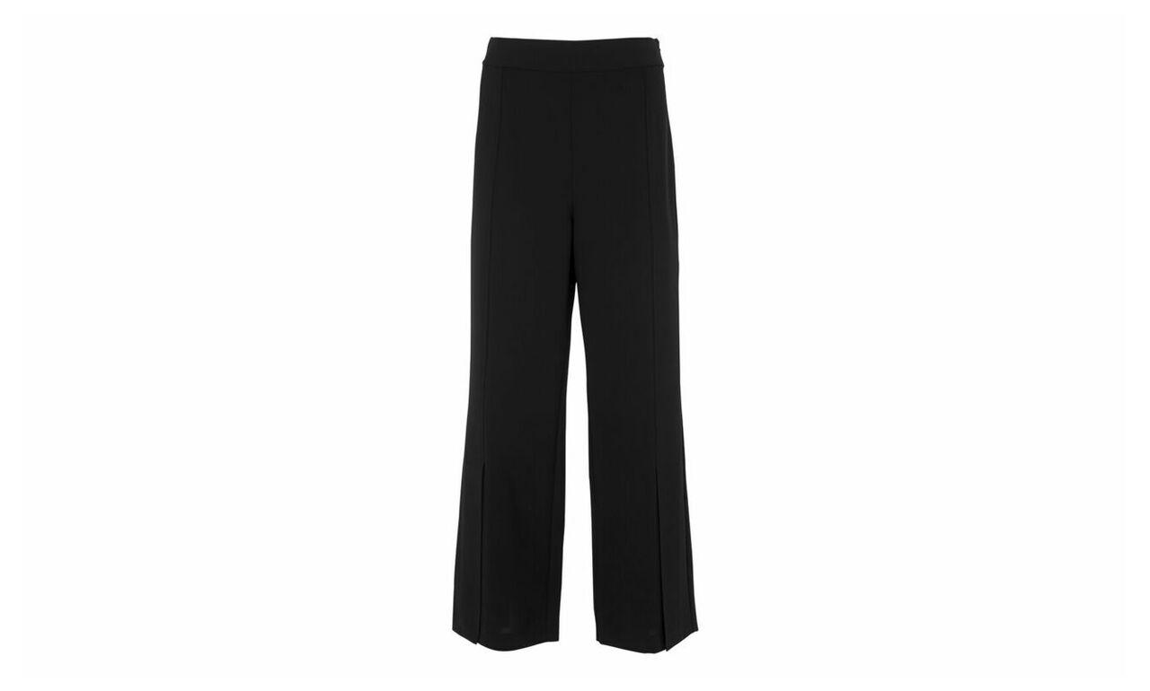 Split Front Trouser