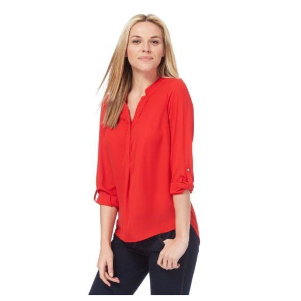 Principles By Ben De Lisi Womens Red Utility Shirt From Debenhams 18