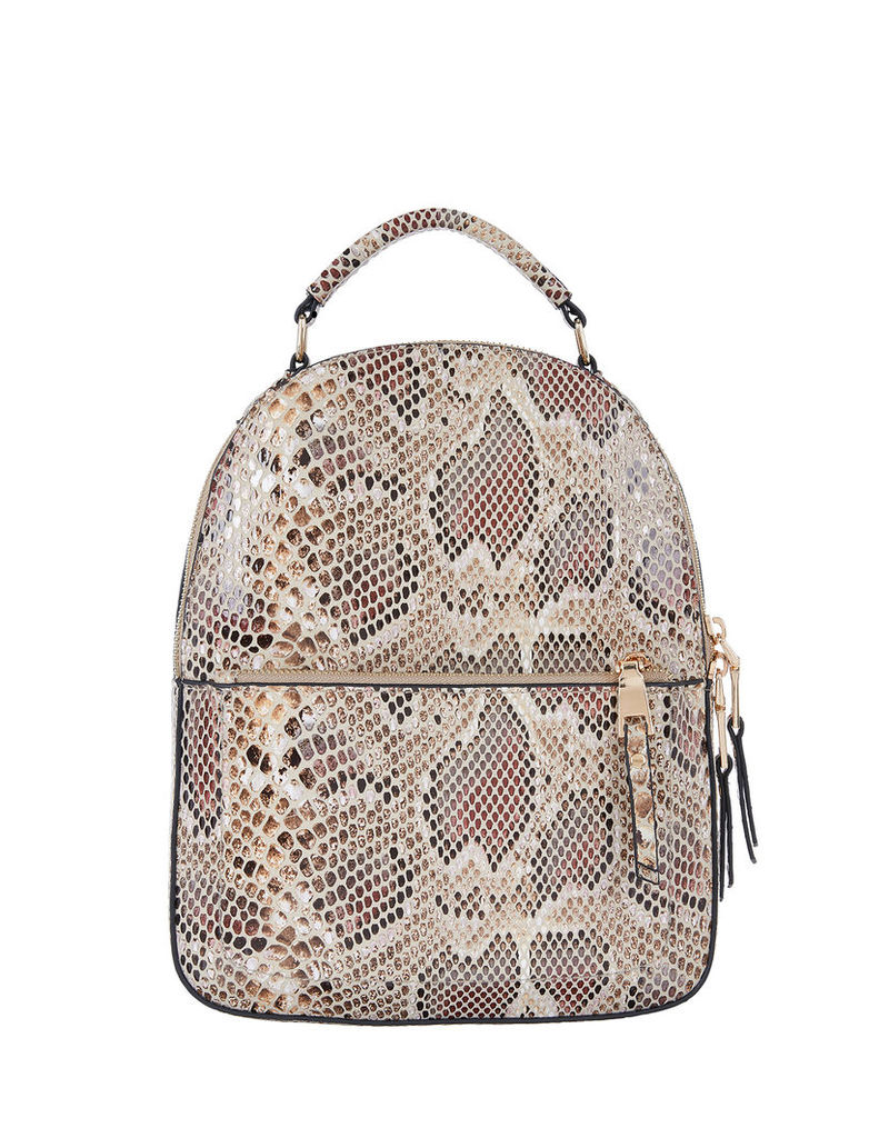 Tommie Midi Snake Dome Backpack