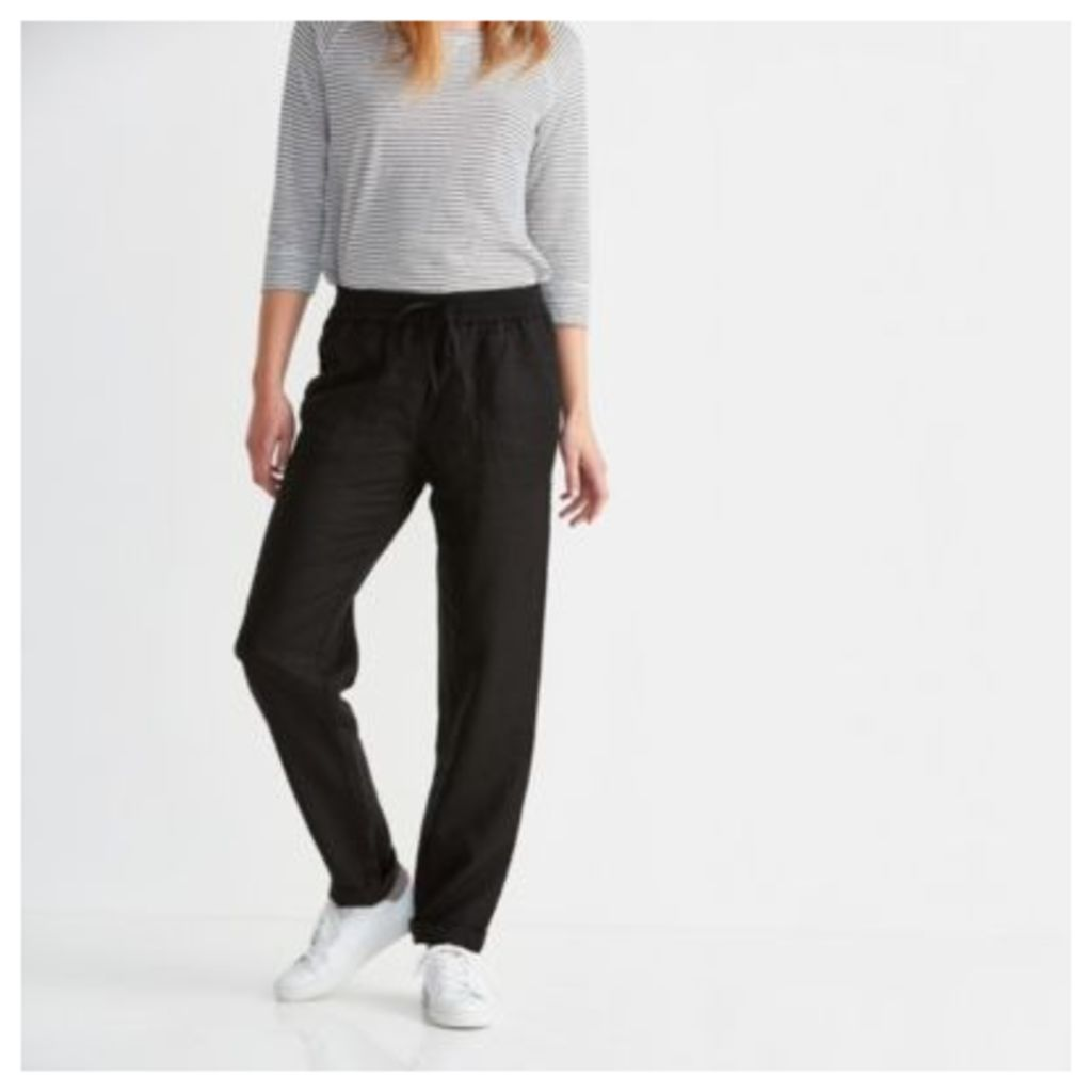 Linen Beach Trousers