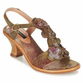 Neosens  NEGREDA  women's Sandals in Brown