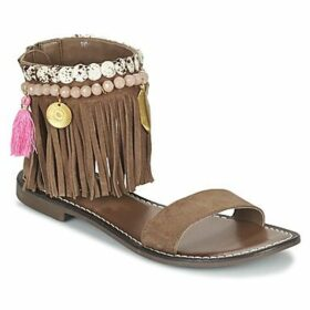 Metamorf'Ose  ZABRIN  women's Sandals in Brown