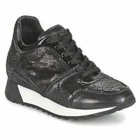 Tosca Blu  CLEO  women's Shoes (Trainers) in Black