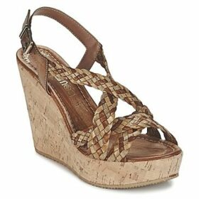 Samoa  TAPOMA  women's Sandals in Brown