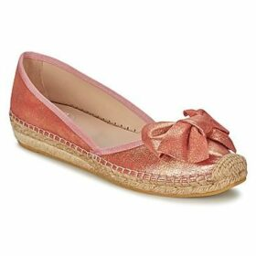 RAS  SUSA  women's Shoes (Pumps / Ballerinas) in Orange